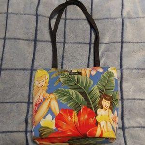 Handbags - Pin up girl bag